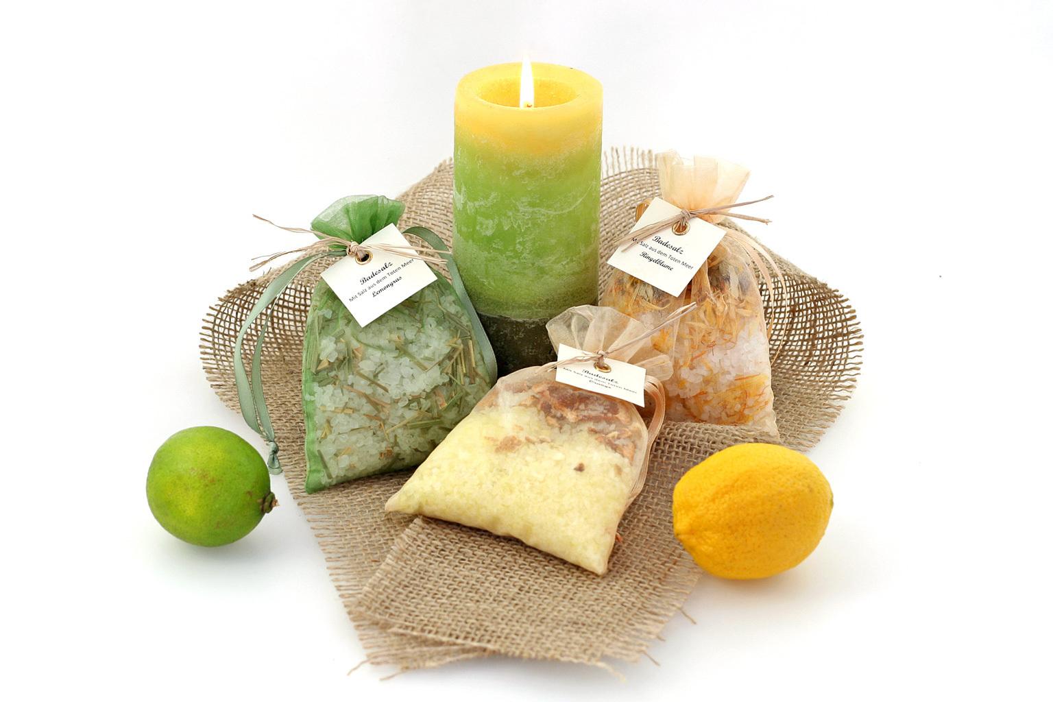 Aromatherapie Naturseife