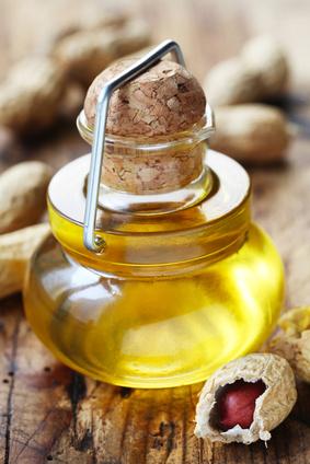 Erdnussöl als Seifenzutat