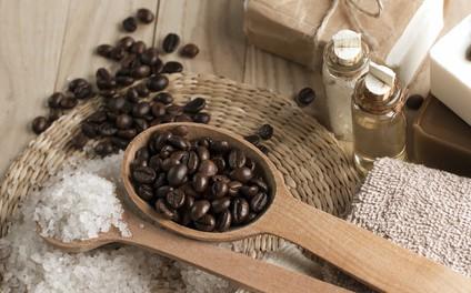 Kaffeepeeling