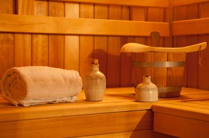 sauna und dampfbad f r mehr wohlbefinden naturseife und kosmetik selber machen. Black Bedroom Furniture Sets. Home Design Ideas