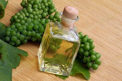 Traubenkernöl in Naturseife