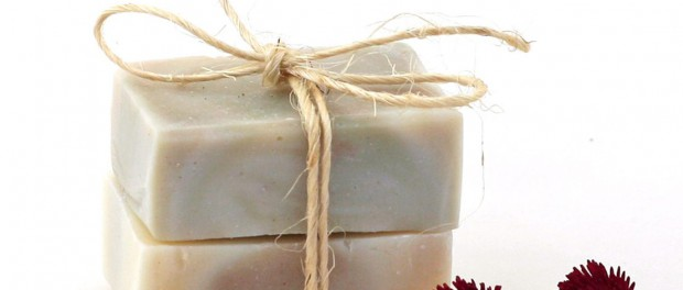 Seife selber machen mit Palmkernöl