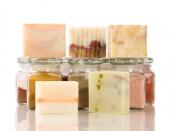 Seife selber machen und färben
