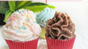 Bade-Cupcakes