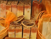 Orangenseife