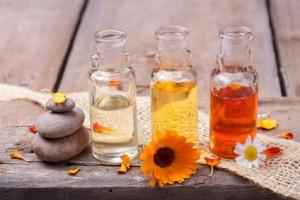Pflanzenöle Seifen