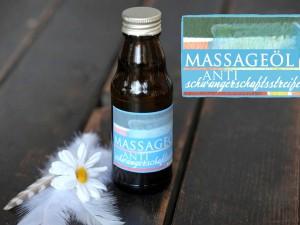 Massageöl Antischwangerschaftsstreifen