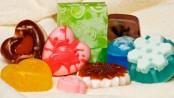 Seife selber machen mit Kindern Gießseifen Glyccerinseife selber machen