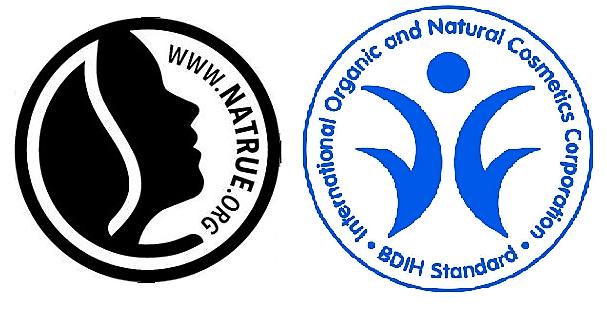Naturkosmetik Siegel