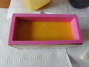 Seifenherstellung Spoon Swirl